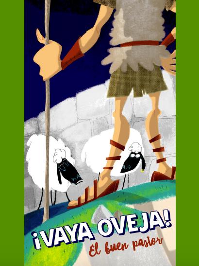 Vaya Oveja - El Buen Pastor